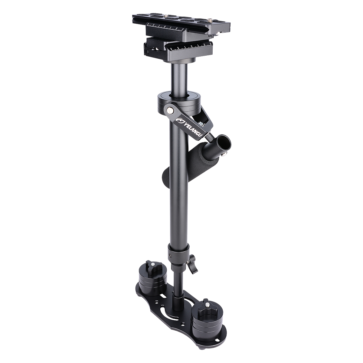 YELANGU-S60N-Handheld-Steady-Stabilizer-360-For-DSLR-Canon-Camera thumbnail 2